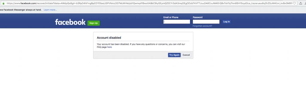 Facebook Ads Screwed