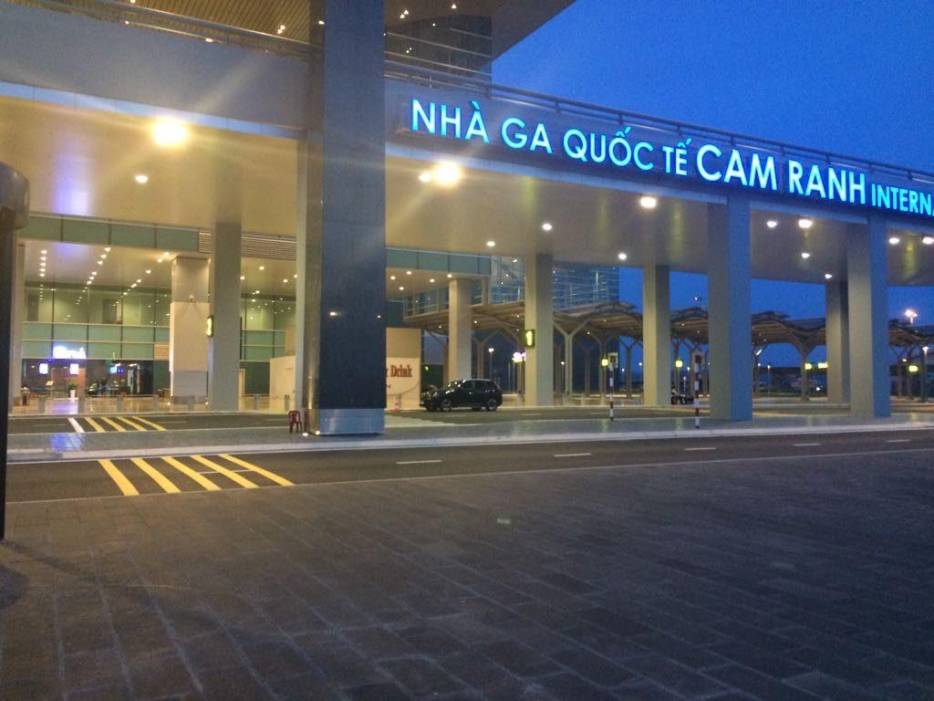 Nha Train Airport (arrivals Terminal)