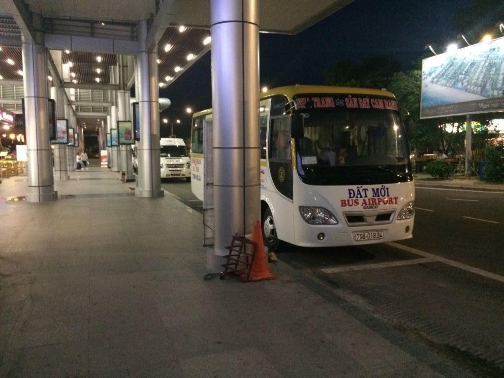 Bus to City Centre from Nha Trang Airport